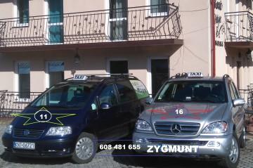 szczawnica taxi